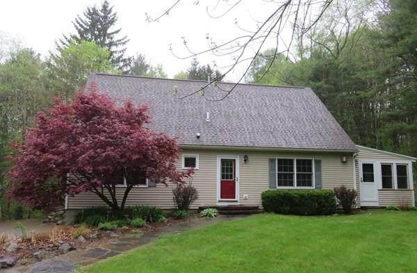 124 Werden Rd, Otis, MA 01253 (MLS #72637807) :: Welchman Real Estate Group