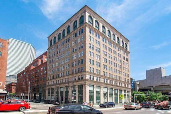 210 South Street 5-2, Boston, MA 02111 (MLS #72638725) :: Westcott Properties