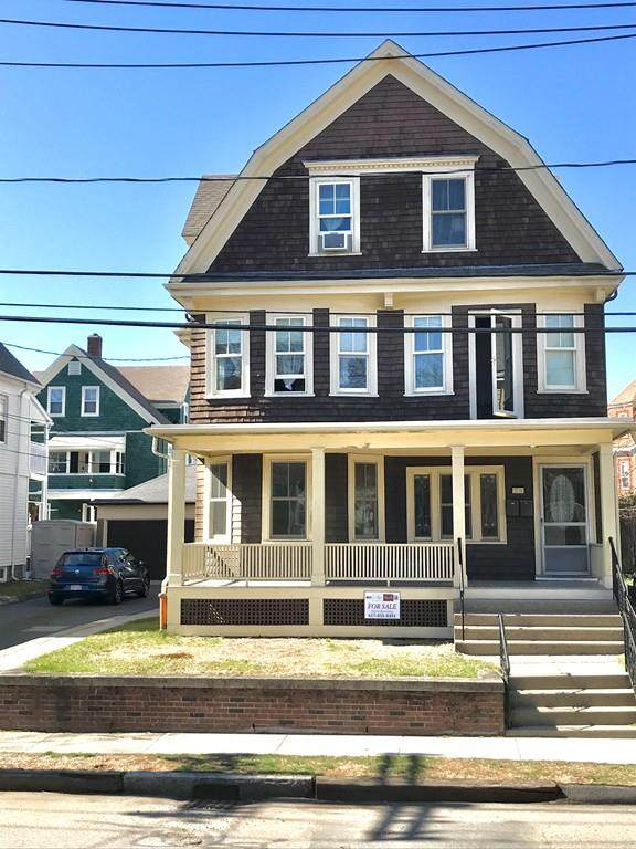 28 Everett St, Arlington, MA 02474 (MLS #72638847) :: Taylor & Lior Team