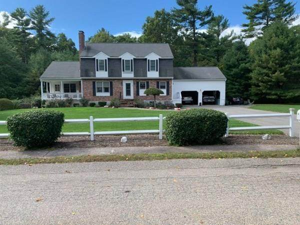 65 Gilmore Road, Easton, MA 02356 (MLS #72638974) :: The Duffy Home Selling Team