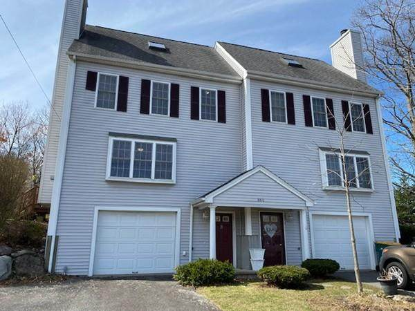 860 Mount Hope St A, North Attleboro, MA 02760 (MLS #72638984) :: Anytime Realty