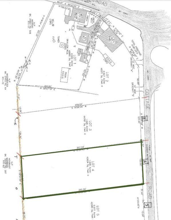 Lot 4, 277 High Rd., Newbury, MA 01951 (MLS #72639192) :: Charlesgate Realty Group