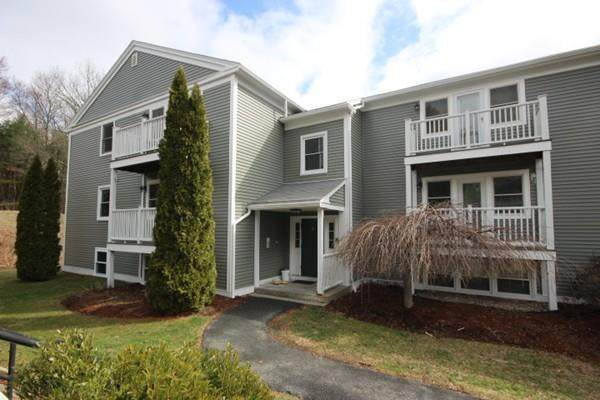 48 Evergreen Rd #213, Northampton, MA 01053 (MLS #72639451) :: Charlesgate Realty Group