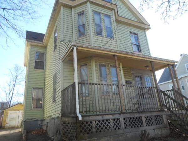 90 Woodrow Ave, Boston, MA 02124 (MLS #72639498) :: Westcott Properties