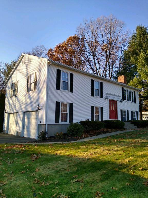 20 Chestnut Hill Road, South Hadley, MA 01075 (MLS #72639824) :: Charlesgate Realty Group