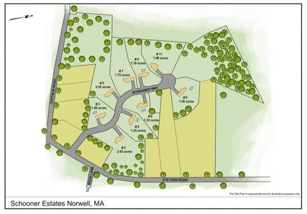 8 Schooner Way, Norwell, MA 02061 (MLS #72639949) :: Anytime Realty