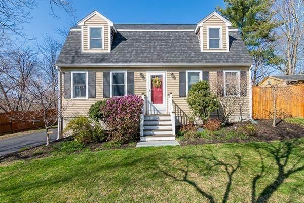 46 Taft Rd, Weymouth, MA 02188 (MLS #72640017) :: Charlesgate Realty Group