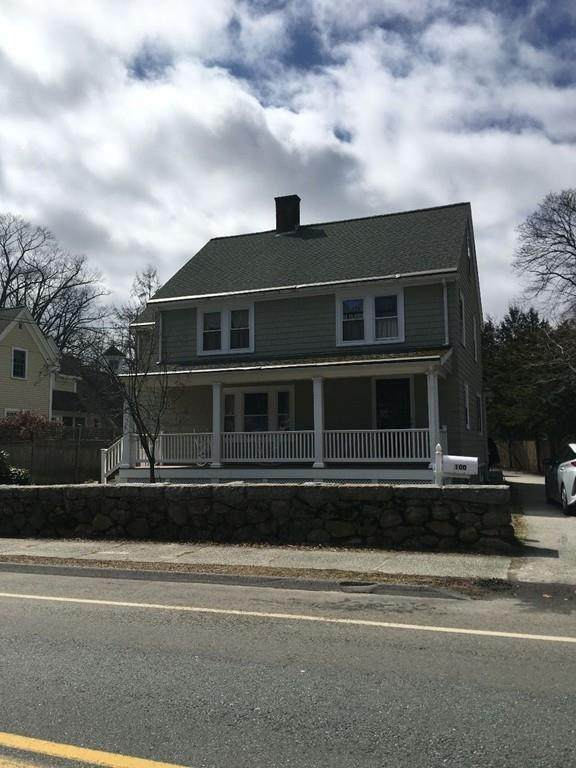 100 Pine Street, Manchester, MA 01944 (MLS #72640029) :: Anytime Realty