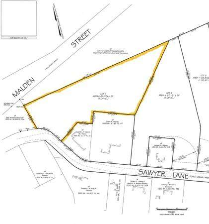 26 (Lot 1) Sawyer Lane, Holden, MA 01520 (MLS #72640055) :: Anytime Realty