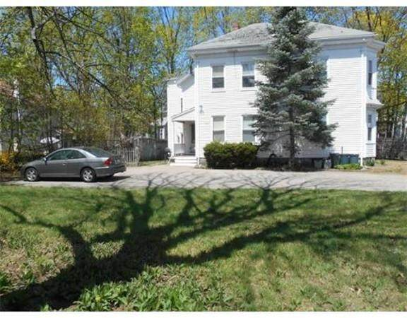 31 Prospect St Ave #2, Waltham, MA 02453 (MLS #72640134) :: The Gillach Group