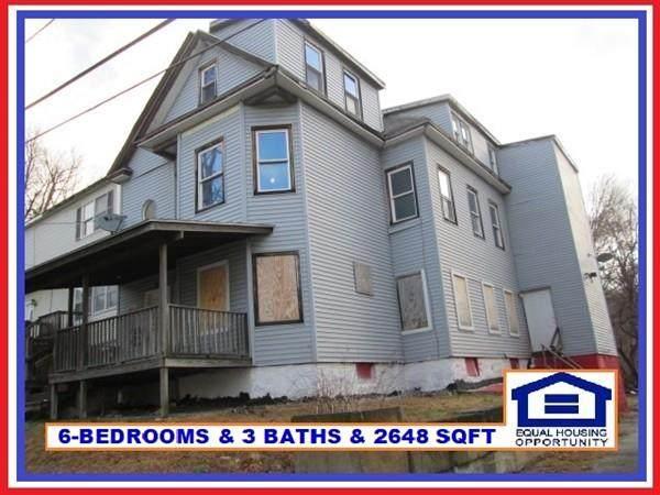 9 Weldon Avenue, Worcester, MA 01607 (MLS #72640950) :: Bolano Home