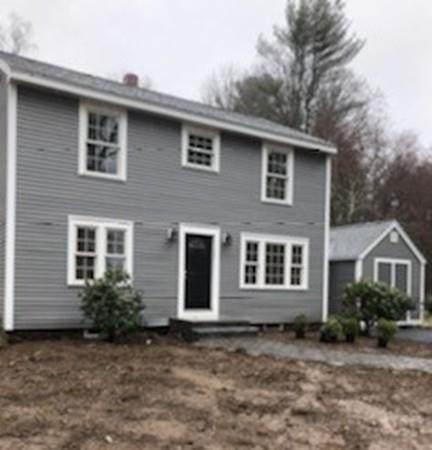 662 Old Harvard Rd., Boxborough, MA 01719 (MLS #72640957) :: Bolano Home