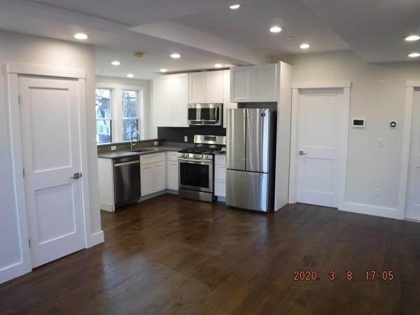 97 Brown Ave #1, Boston, MA 02131 (MLS #72641264) :: Westcott Properties
