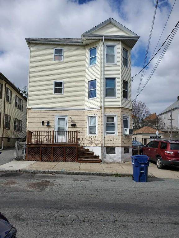 109 Phillips Ave, New Bedford, MA 02746 (MLS #72641328) :: RE/MAX Vantage