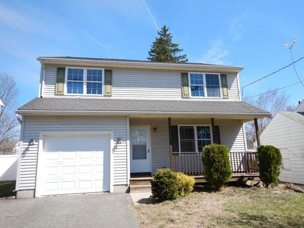 153 Cloran Street, Springfield, MA 01109 (MLS #72641481) :: NRG Real Estate Services, Inc.