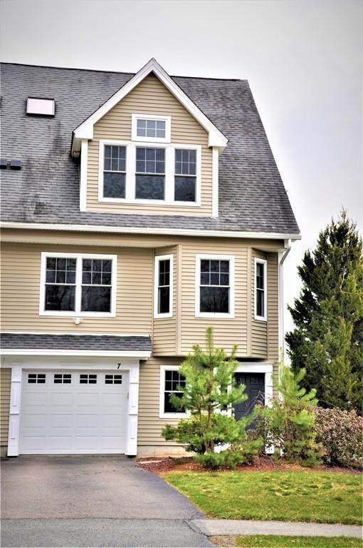 7 Kings Brook Ave #7, Shrewsbury, MA 01545 (MLS #72641606) :: Charlesgate Realty Group