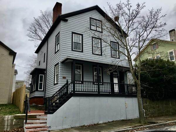 154 Maxfield Street, New Bedford, MA 02740 (MLS #72642059) :: RE/MAX Vantage