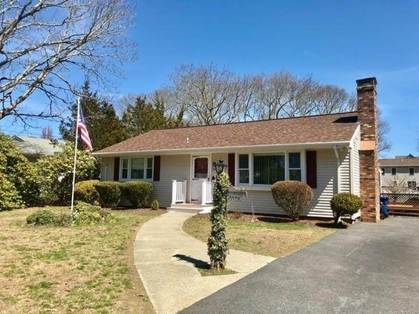 842 Wildwood Rd., New Bedford, MA 02745 (MLS #72642411) :: RE/MAX Vantage