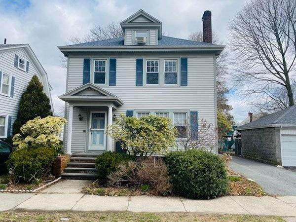 600 Rockdale Ave, New Bedford, MA 02740 (MLS #72642559) :: Trust Realty One