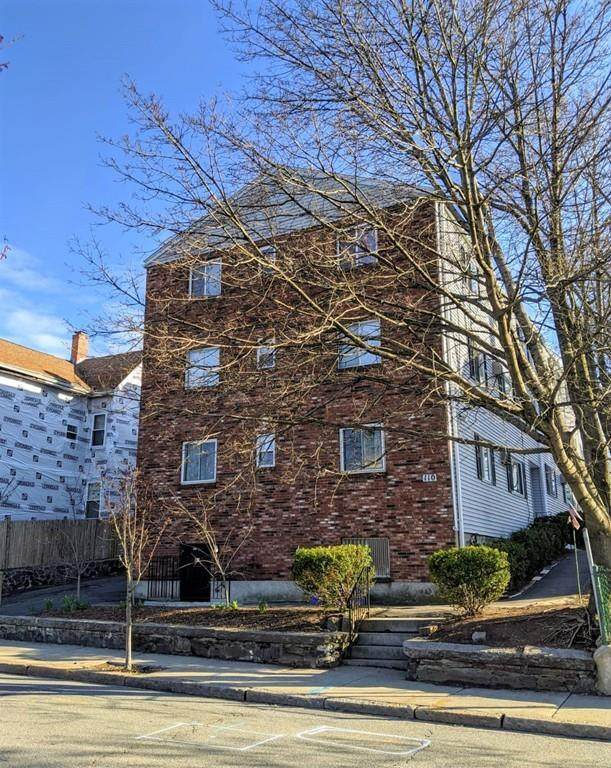 110 Pearl St. #8, Somerville, MA 02144 (MLS #72642641) :: Trust Realty One