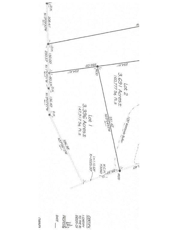 Lot 1 Petersham Rd, Phillipston, MA 01331 (MLS #72642823) :: The Duffy Home Selling Team