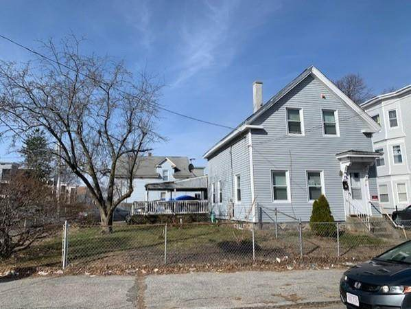 101 Osgood St, Lawrence, MA 01843 (MLS #72644154) :: Trust Realty One