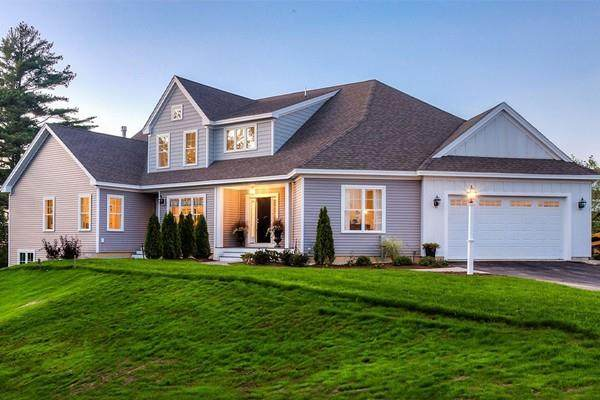 60 Sunflower Way, Plymouth, MA 02360 (MLS #72649690) :: Charlesgate Realty Group