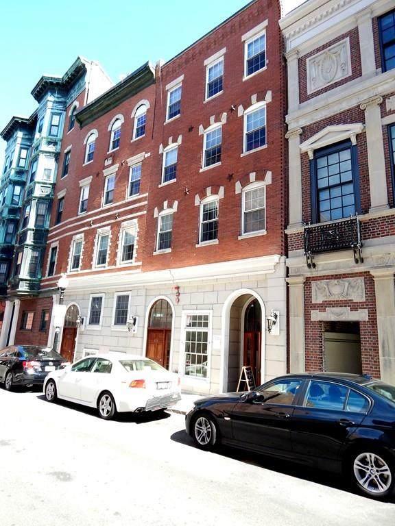 135-137 Salem Street C-1, Boston, MA 02113 (MLS #72651778) :: Charlesgate Realty Group