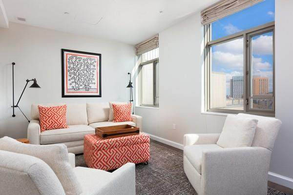 43 Westland Ave #810, Boston, MA 02115 (MLS #72651892) :: Berkshire Hathaway HomeServices Warren Residential