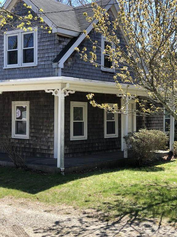 637 Sandwich, Falmouth, MA 02536 (MLS #72652235) :: Charlesgate Realty Group