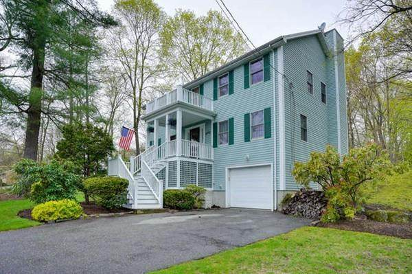 31 Greenwood Lane, Waltham, MA 02451 (MLS #72652760) :: Berkshire Hathaway HomeServices Warren Residential