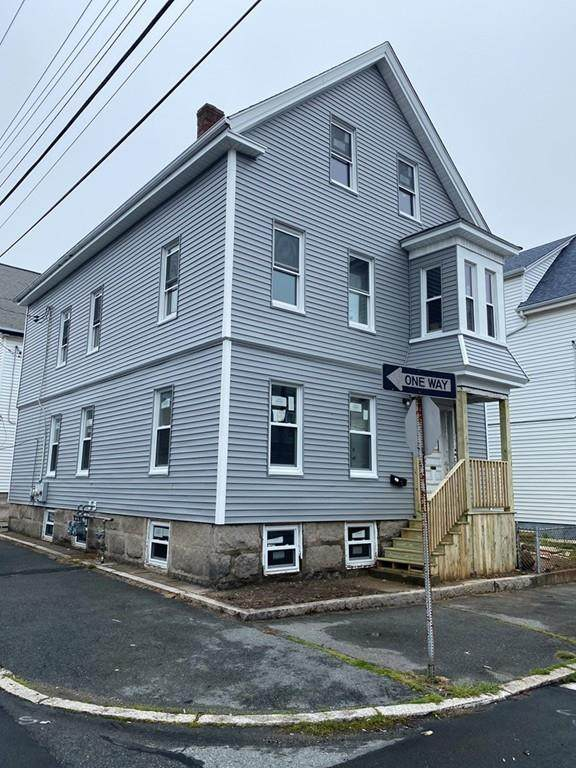 105 Thompson Street, New Bedford, MA 02740 (MLS #72653373) :: Charlesgate Realty Group