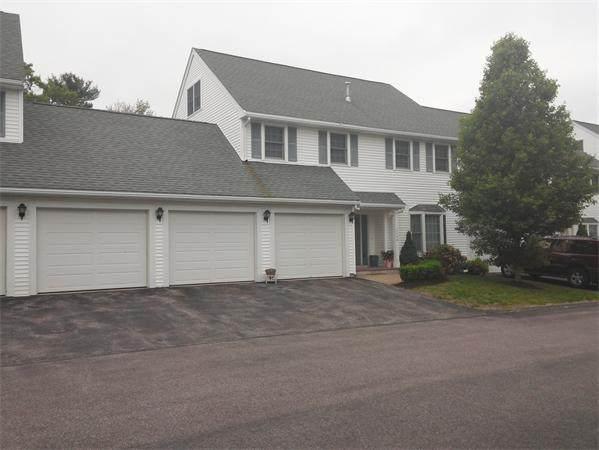 1208 Matthew Woods Dr #1208, Braintree, MA 02184 (MLS #72655510) :: Westcott Properties