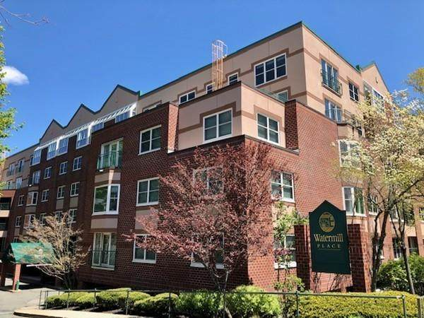 1 Watermill Pl. #121, Arlington, MA 02476 (MLS #72655811) :: Welchman Real Estate Group