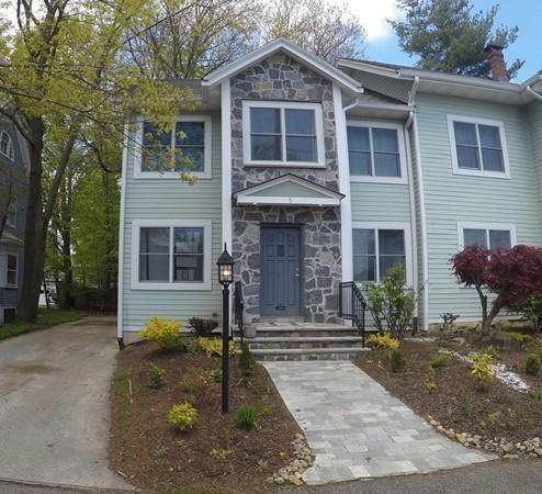 5 Forest Street #2, Newton, MA 02461 (MLS #72657198) :: Charlesgate Realty Group