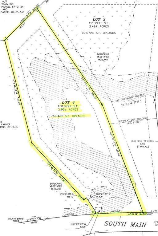 19 South Main - Lot 4, Carver, MA 02330 (MLS #72657912) :: Exit Realty