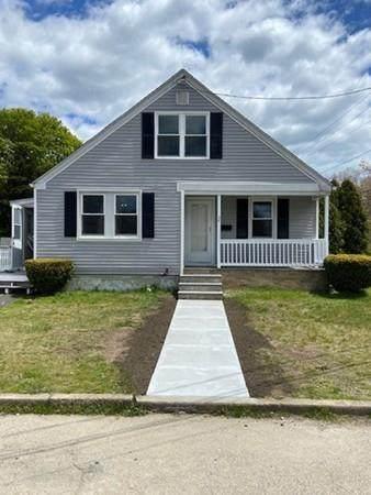 44 Moss St, New Bedford, MA 02744 (MLS #72658014) :: RE/MAX Vantage