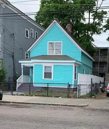 711 Walk Hill St, Boston, MA 02126 (MLS #72658272) :: Westcott Properties