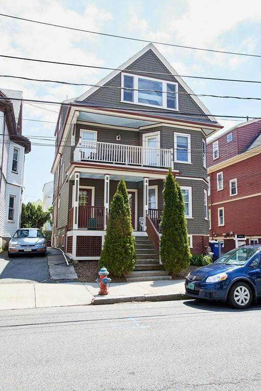 119 Josephine Ave #3, Somerville, MA 02144 (MLS #72658311) :: Conway Cityside