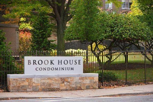 33 Pond Ave #420, Brookline, MA 02445 (MLS #72658685) :: The Seyboth Team