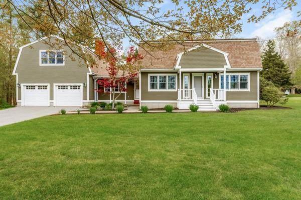 5 Cedar Hill Drive, Acushnet, MA 02743 (MLS #72659656) :: RE/MAX Vantage