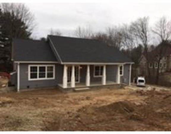 Lot 1 Amherst Street, Granby, MA 01033 (MLS #72660225) :: Trust Realty One