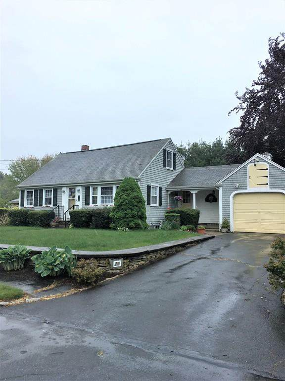 15 Dartmouth St, Fairhaven, MA 02719 (MLS #72660925) :: RE/MAX Vantage