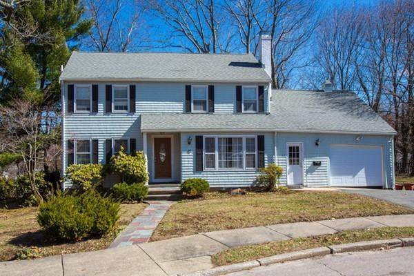 42 Juniper Lane, Newton, MA 02459 (MLS #72661529) :: Conway Cityside