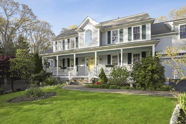 66 Teaticket Path, Falmouth, MA 02536 (MLS #72662038) :: Charlesgate Realty Group