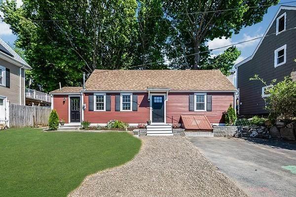 5 Marsh Street, Gloucester, MA 01930 (MLS #72662370) :: Westcott Properties