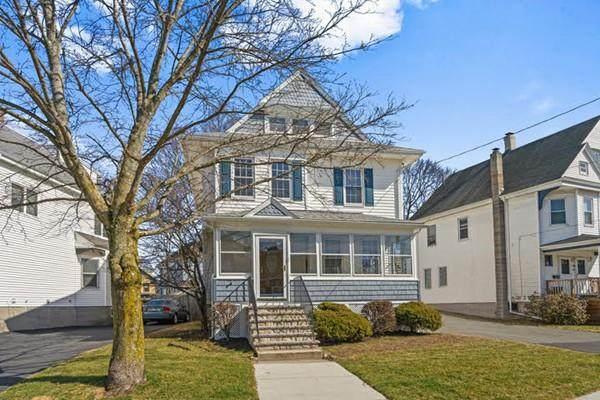 1 Howard Street, Melrose, MA 02176 (MLS #72663130) :: Berkshire Hathaway HomeServices Warren Residential