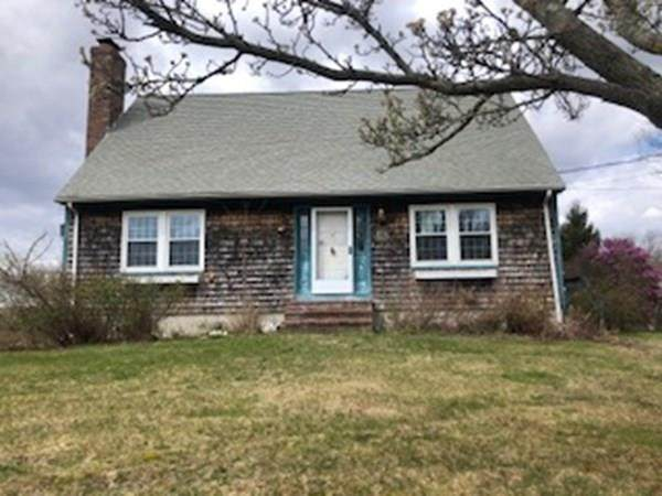 4 Newbury Ave, Fairhaven, MA 02719 (MLS #72663293) :: RE/MAX Vantage