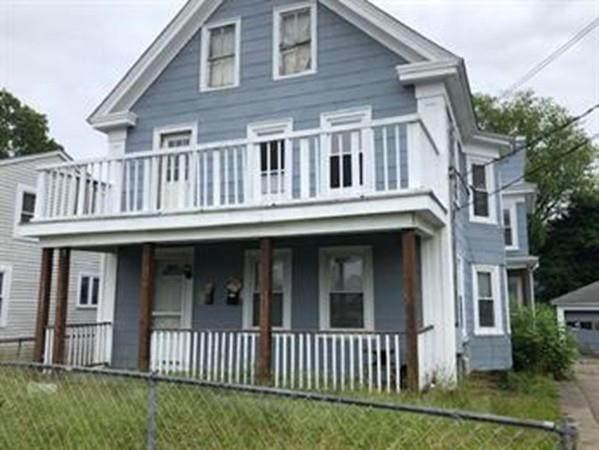 179 Washington  St, Taunton, MA 02780 (MLS #72663567) :: RE/MAX Vantage