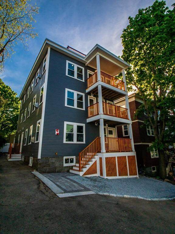 28 Leland Street #1, Boston, MA 02130 (MLS #72663887) :: Kinlin Grover Real Estate
